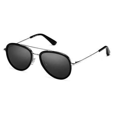 Aero Black + Grey Lens Polarized