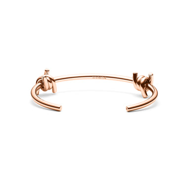 Double Barbed Cuff Rose Gold