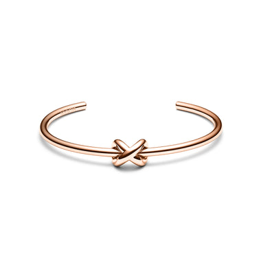Knot Cuff Rose Gold