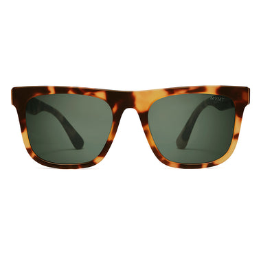 Highball Tortoise + Green Lens Non-Polarized
