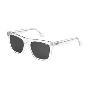 Highball Crystal Clear + Grey Lens Non-Polarized