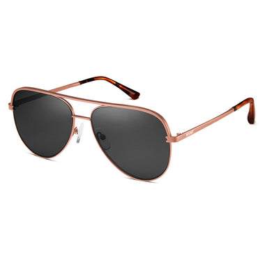 Maverick Rose Gold + Grey Lens Non-Polarized