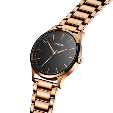 The 40 - Black Rose Gold