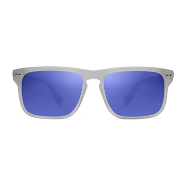 Reveler Mirror Grey + Blue Lens Non-Polarized
