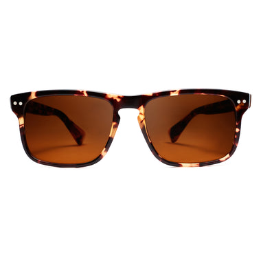 Reveler Tortoise + Brown Lens Non-Polarized
