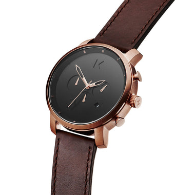 Chrono Rose Gold Brown