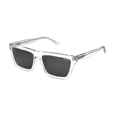 Savage XL Crystal Clear + Grey Lens Non-Polarized
