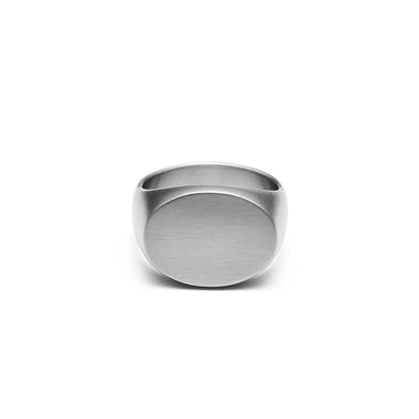 Signet Ring Silver