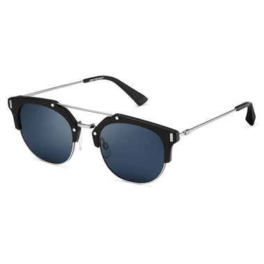 Weekend Black + Blue Lens Polarized