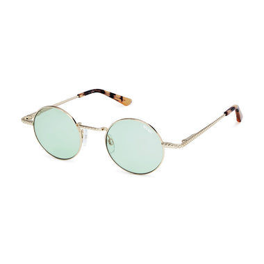 Zodiac Gold + Light Green Lens Non-Polarized