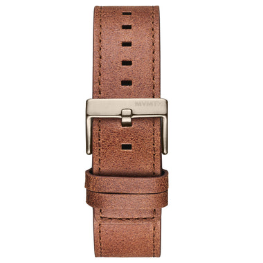 Element - 22mm Rugged Tan Leather